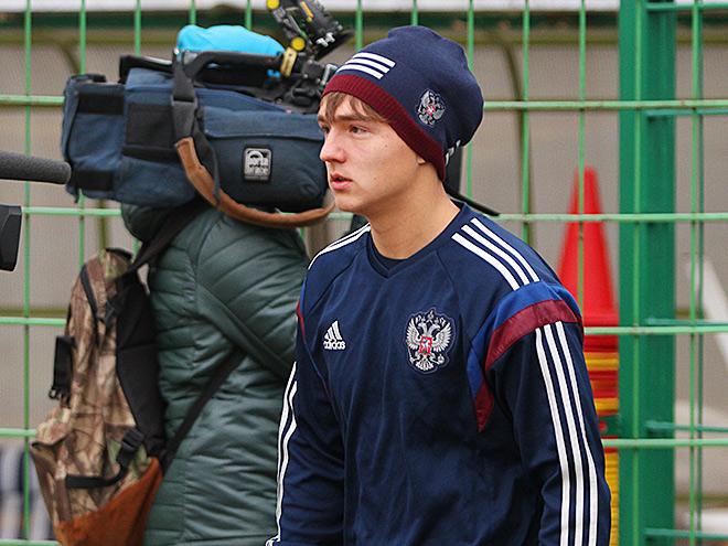 Денис Давыдов: О вызове в сборную узнал из интернета