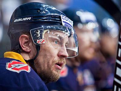 Петров: мы наслаждаемся хоккеем