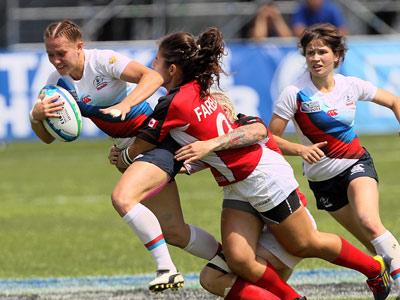 Игре женская сборная россии по регби 7