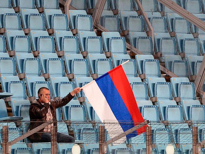 Вопрос дня. Как вернуть интерес россиян к футболу?