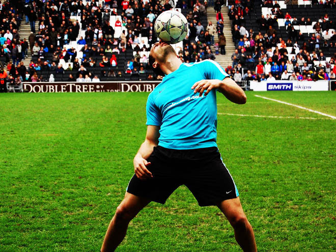 Футбольные рекорды, установленные любителями