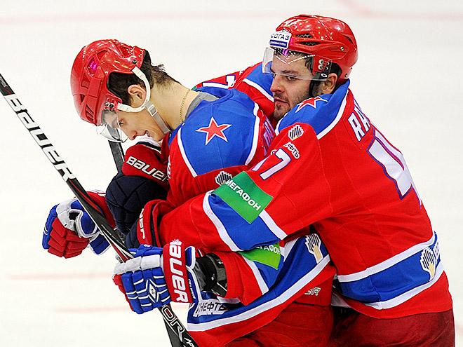 Прохоркин и Радулов сломили Штепанека