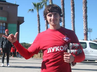 Павел Яковлев: Я переживаю за «Спартак» всю свою жизнь