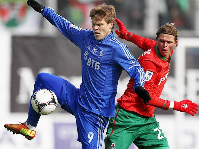 Кокорин скорее всего не сыграет с «Локомотивом»