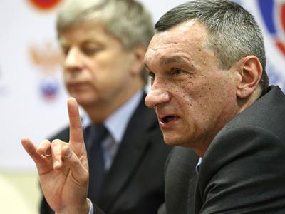 Валентин Иванов: задолженность перед судьями должна быть погашена до конца года