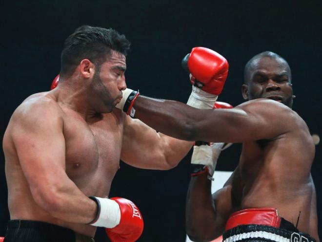 «Мир бокса» в Лужниках