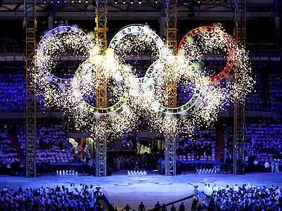 где проходили олимпийские игры