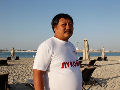 Доктор Лю Хуншэн