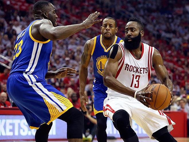 Ставки на четвёртый матч финала Запада плей-офф НБА