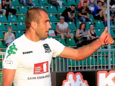 Юра Мовсисян стал первым обладателем премии «Лучший футболист месяца»