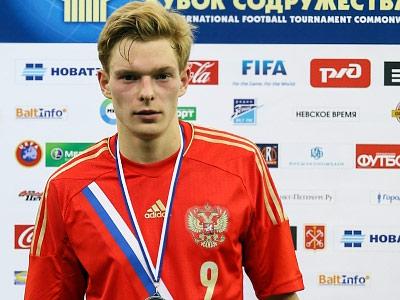 Широкова в заявке сборной России заменит Могилевец