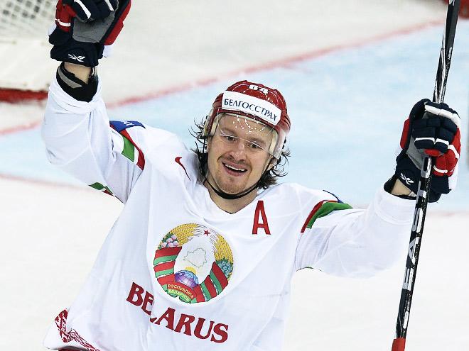 Белоруссия выиграла у латвии – 3 1