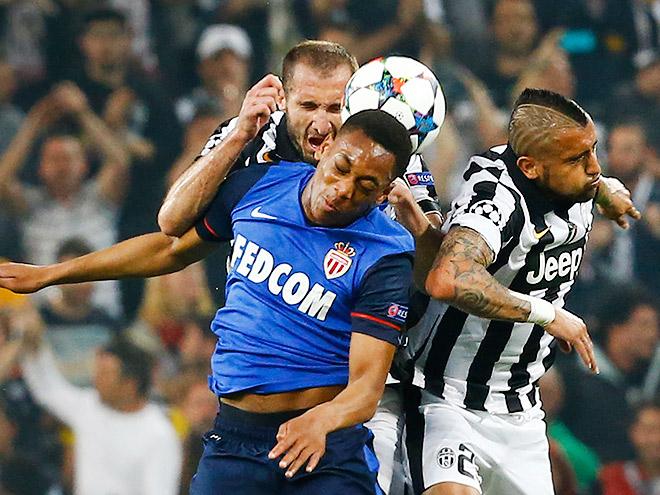 «Ювентус» – «Монако». Обзор матча – 1:0