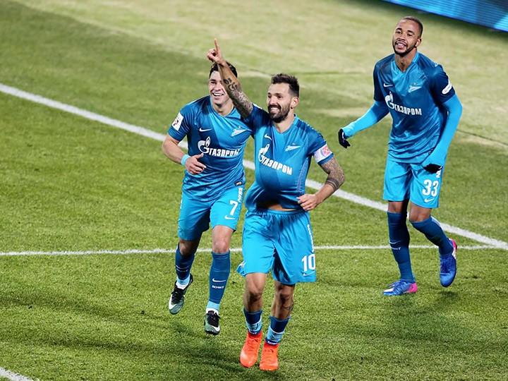 «Зенит» — «Арсенал»