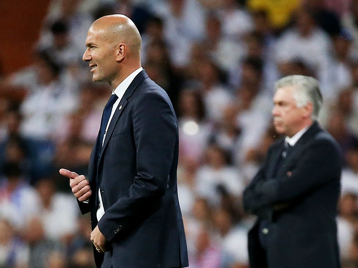 «Реал» — «Бавария» — 4:2 ДВ