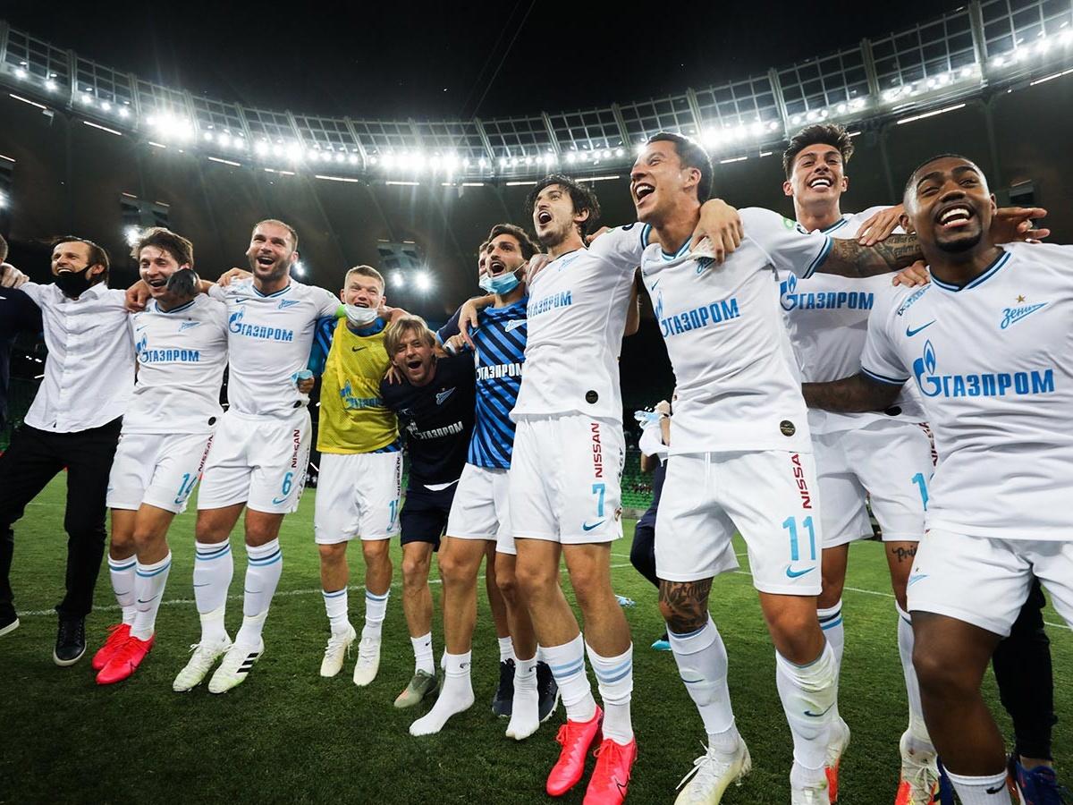 Почему «Зенит» стал чемпионом России — 2019/2020, причины успеха команды  Семака - Чемпионат