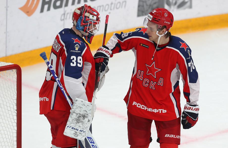 Система ЦСКА работает даже без суперзвёзд. Что происходит в КХЛ