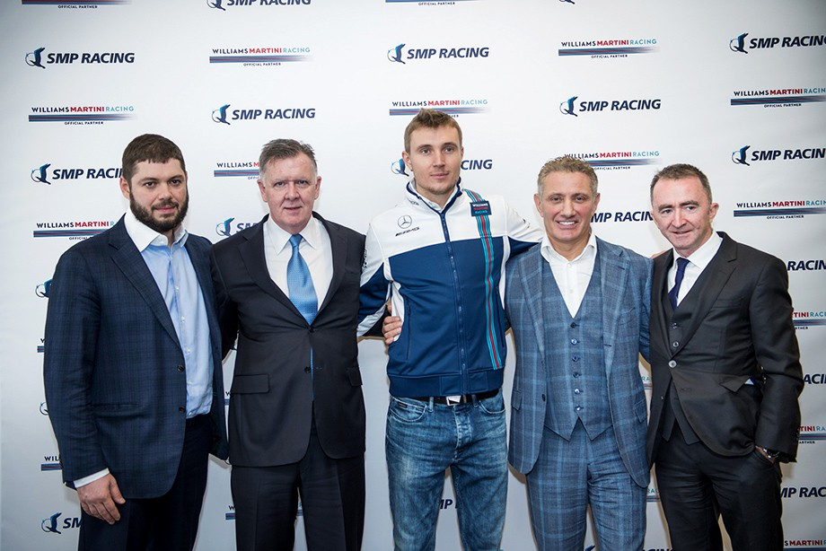 Дмитрий Саморуков, Майк О'Дрисколл, Сергей Сироткин, Борис Ротенберг и Падди Лоу