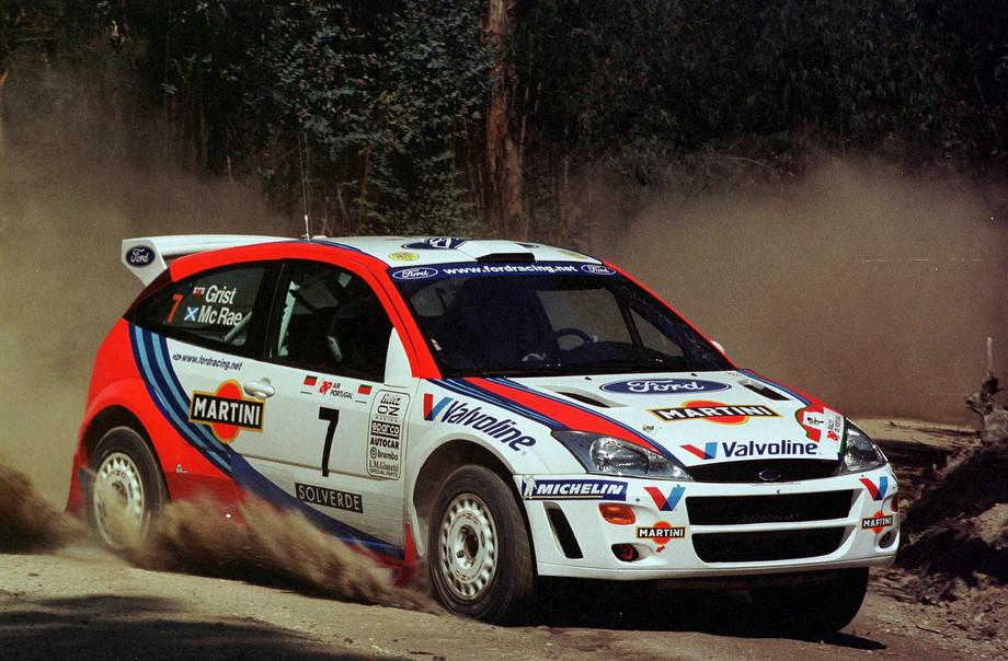 Колин Макрей. 1999 год