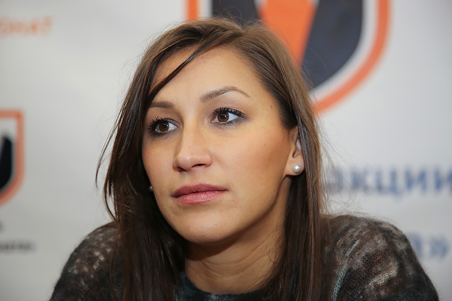Екатерина Бычкова