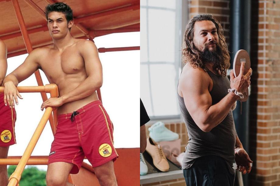 Как сейчас выглядят актёры из «Спасателей Малибу»? Андерсон, Хассельхофф, Момоа