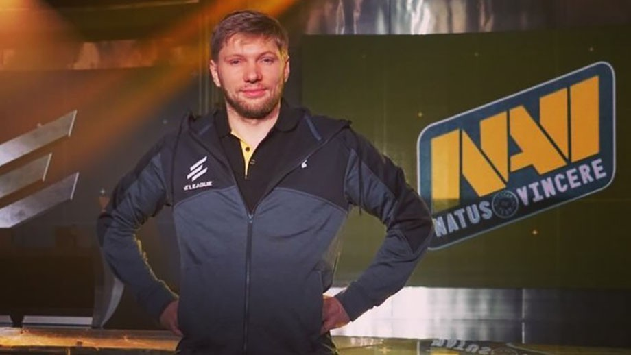 Михаил Kane Благин, тренер Natus Vincere