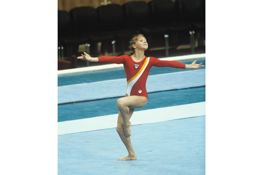 Печальная история 15-летней героини Олимпиады-80 гимнастки Наймушиной – что случилось?