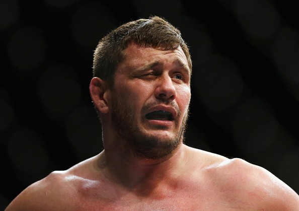 Ковбой вернулся на пару с Чёрным Зверем, Немков нокаутировал экс-чемпиона