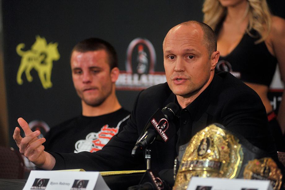 Bellator MMA, История становления промоушена от Бьёрна Ребни до Скотта Кокера