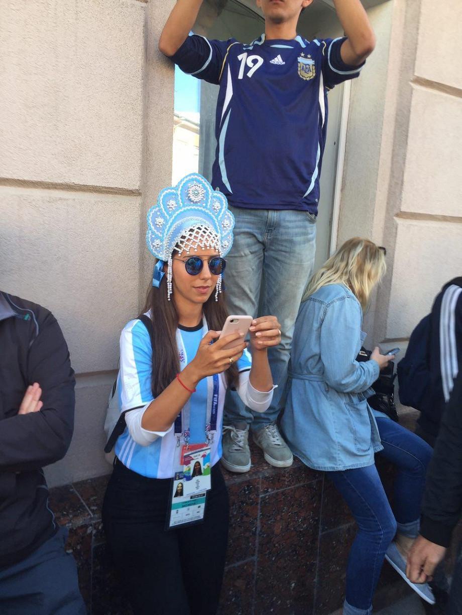 аргентинцы желают познакомиться с русскими