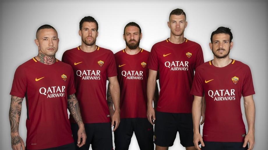 «Рома» объявила о сотрудничестве с Qatar Airways