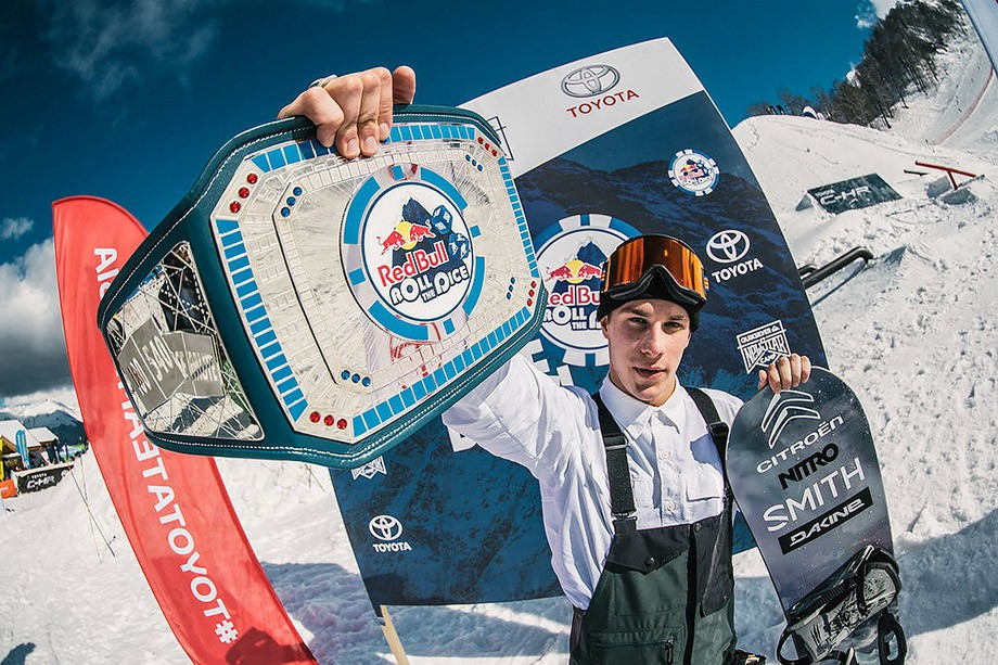 Влад Хадарин – победитель Red Bull Roll The Dice – 2018