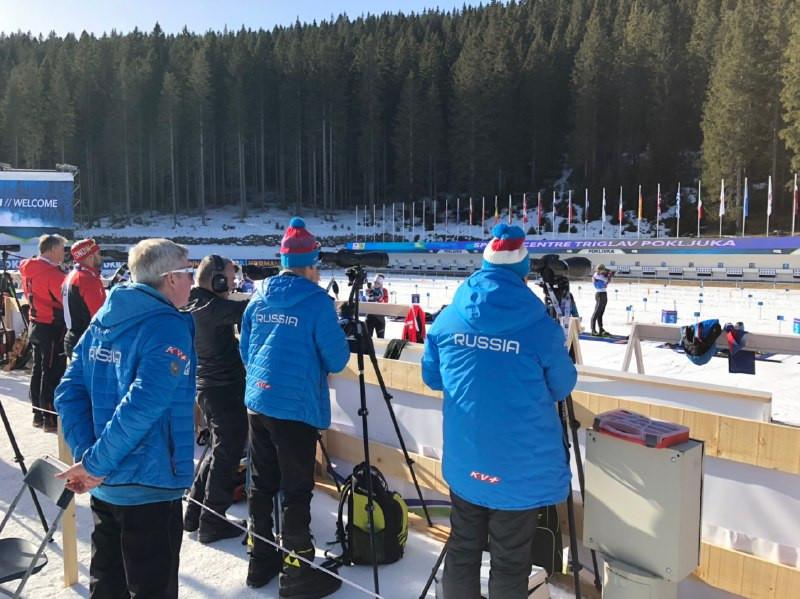 Российские биатлонистки были не готовы бороться за призовые места в индивидуальной гонке