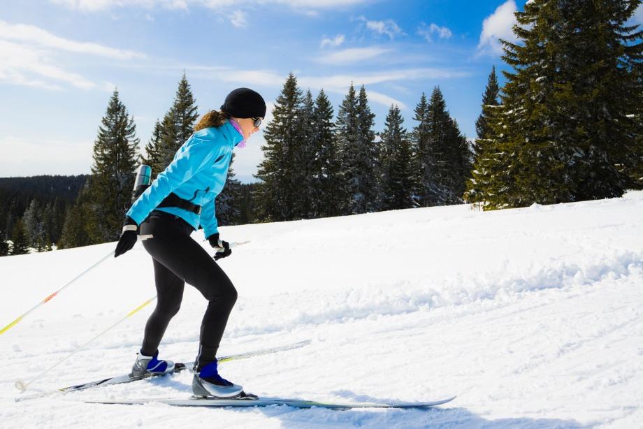 Какие лыжи выбрать? Как подобрать лыжи по росту и весу?