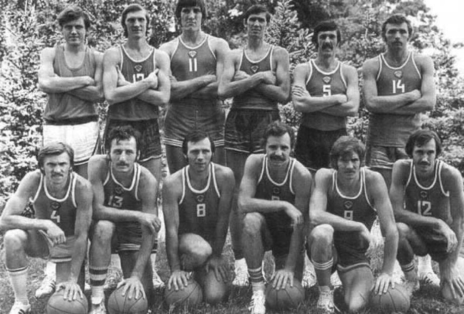Сборная СССР по баскетболу