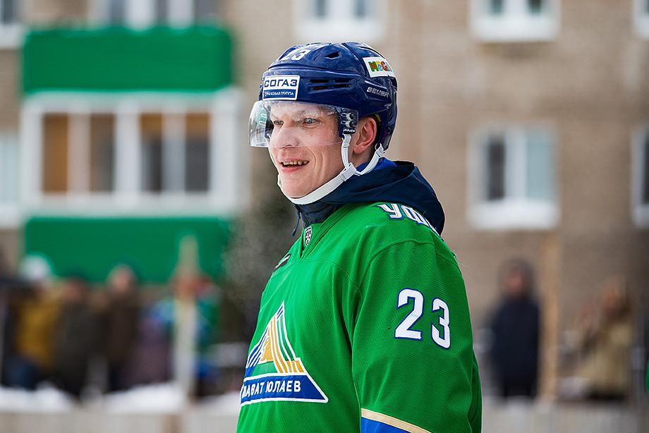 Йоонас Кемппайнен («Салават Юлаев»), 31 год