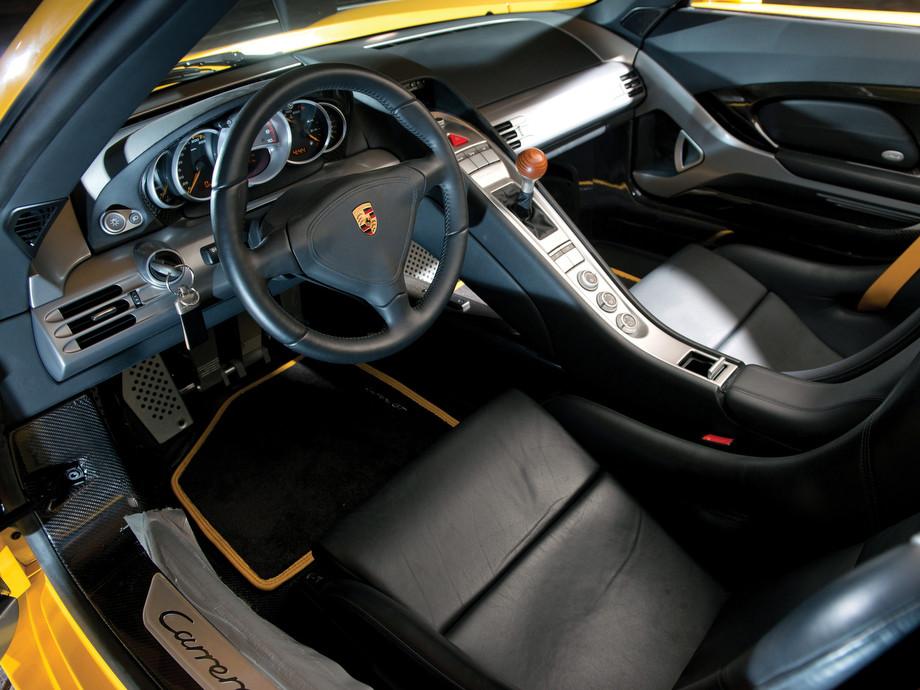 Как списанный мотор Формулы-1 помог «Порше» сделать крутой, но слишком опасный суперкар