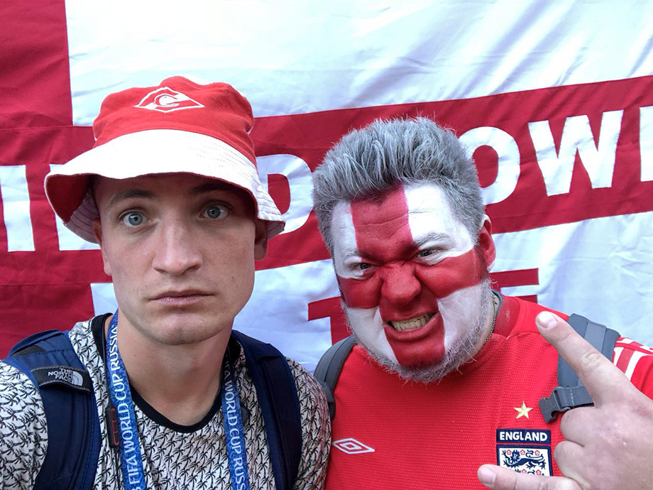 Английский хулиганизм умер. Виноваты русские фанаты