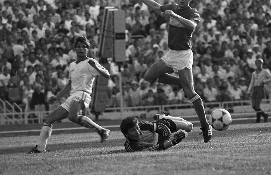 Как Ринат Дасаев сыграл свой последний матч за сборную СССР – история лучшего вратаря мира