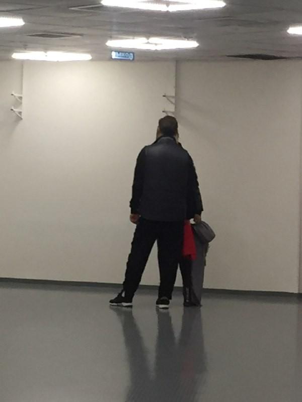 Ледяхову подарили футболку Комбарова после матча «Спартак» — «Ахмат»