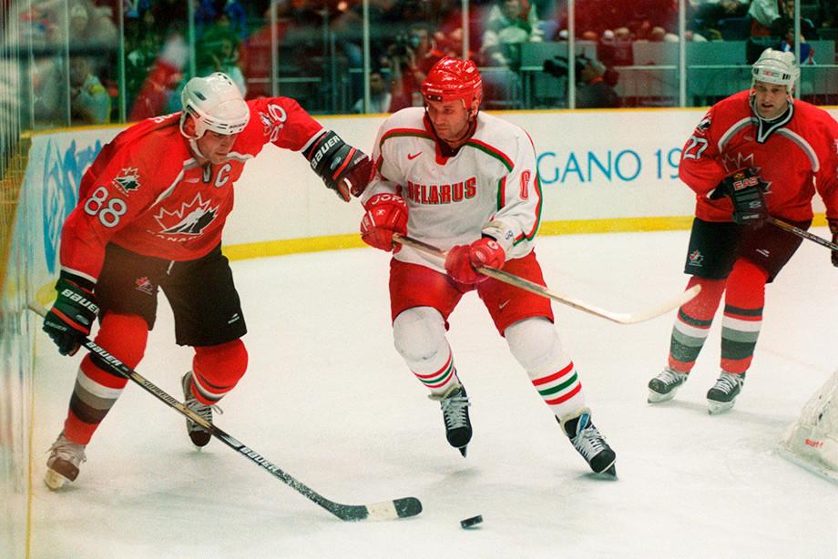 Как сборная Канады по хоккею проиграла Олимпиаду-1998, оставшись без медалей