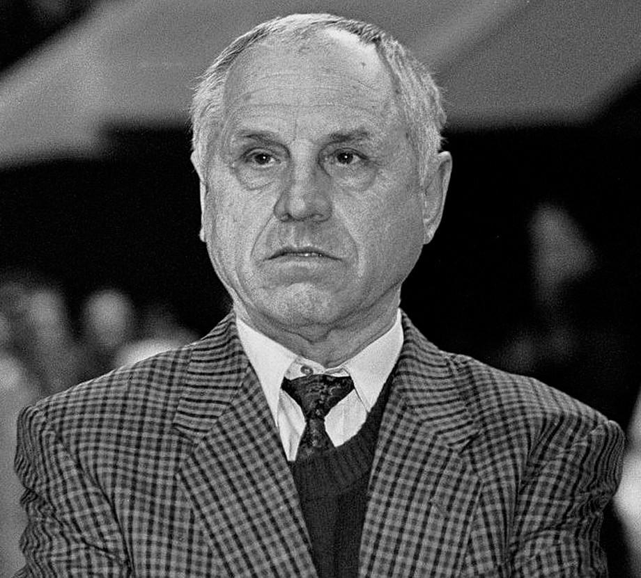 Немец Франк Мюллер – первый легионер в истории чемпионата России