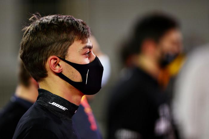 Джордж Расселл перед Гран-при Сахира