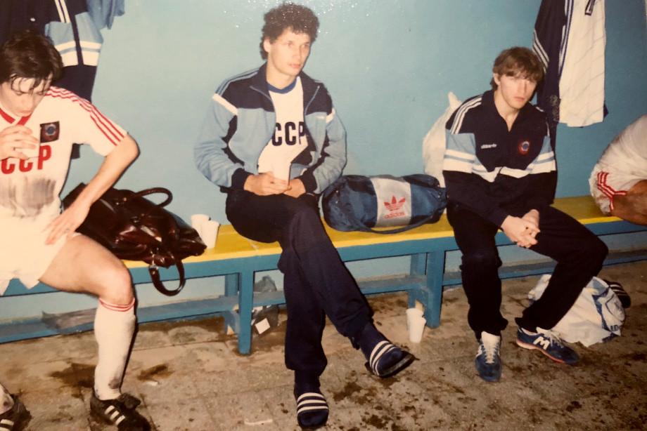 Гета Кеташвили, Юрий Савичев и Владимир Татарчук