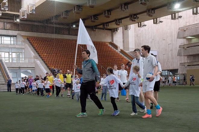 В Москве пройдёт благотворительный турнир в поддержку людей с синдромом Дауна