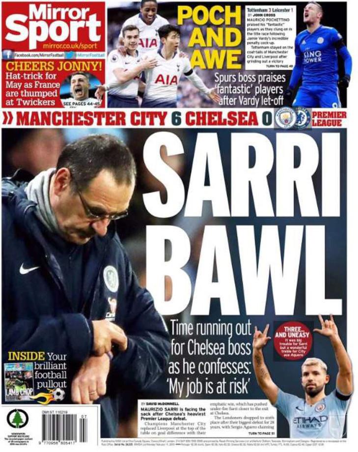 «Выгоните этого клоуна из моего клуба». Что пишут о поражении «Челси»