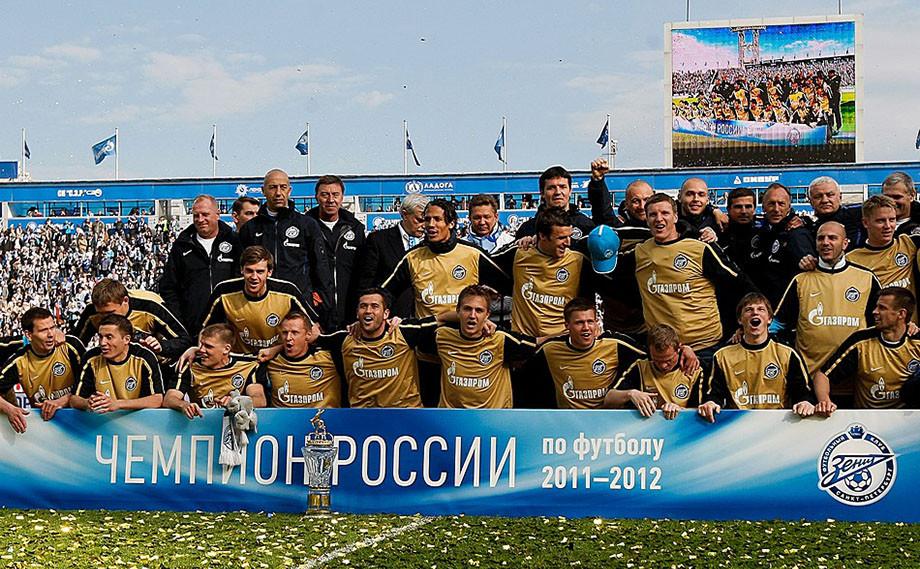 «Спартак» омрачил празднование чемпионского титула «Зенита»