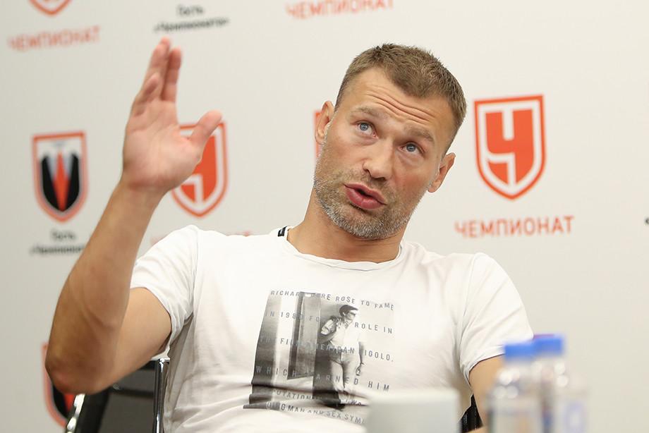Василий Березуцкий