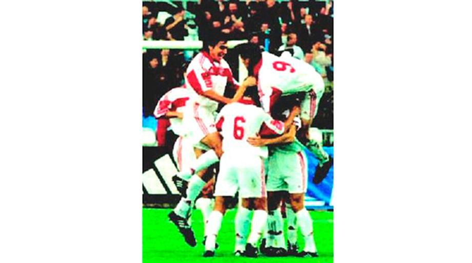 «Ротор» — «Спартак» — 3:3, чемпионат России — 1999