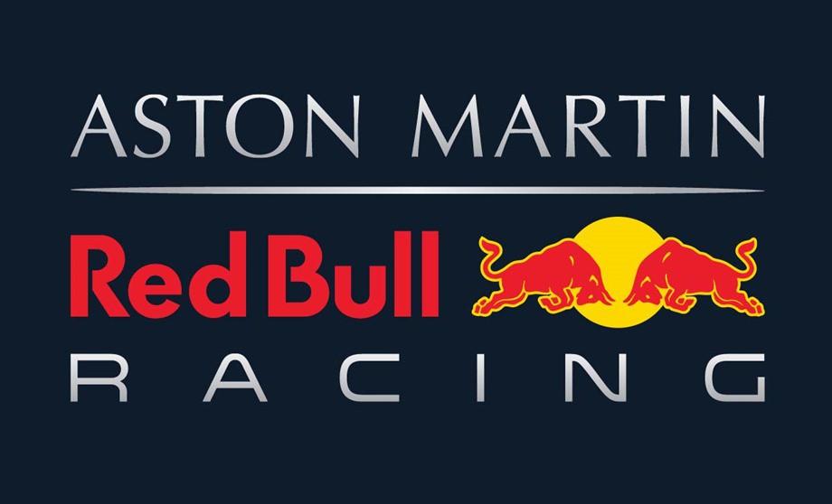 Логотип Aston Martin Red Bull Racing